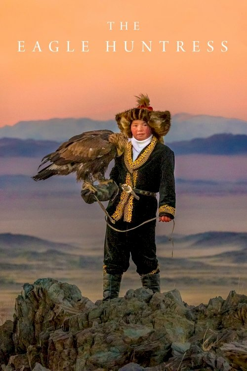 The Eagle Huntress - Movie Poster