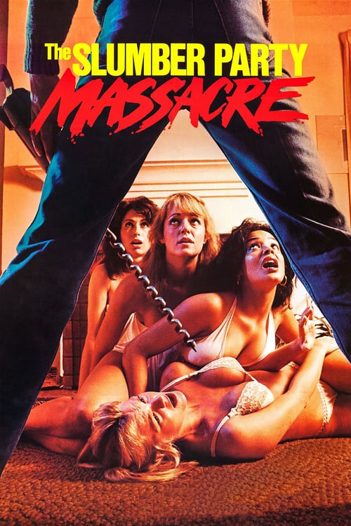 The Slumber Party Massacre - Movie Poster