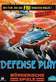 Defense Play - Movie Poster