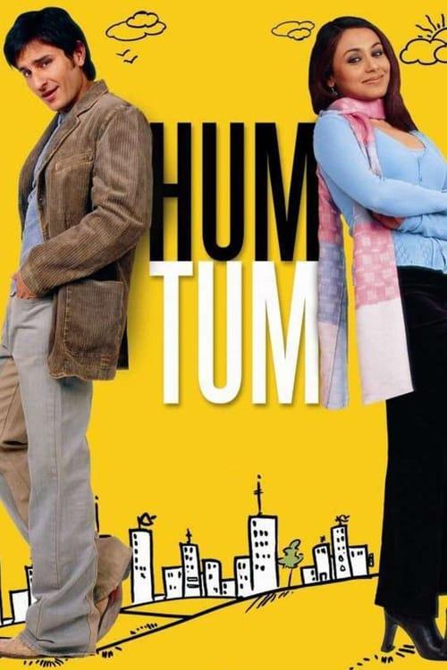 Hum Tum - Movie Poster