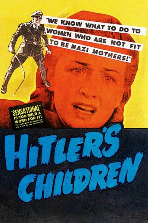 Hitler's Children - Movie Poster