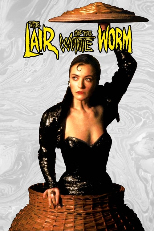 The Lair of the White Worm - Movie Poster