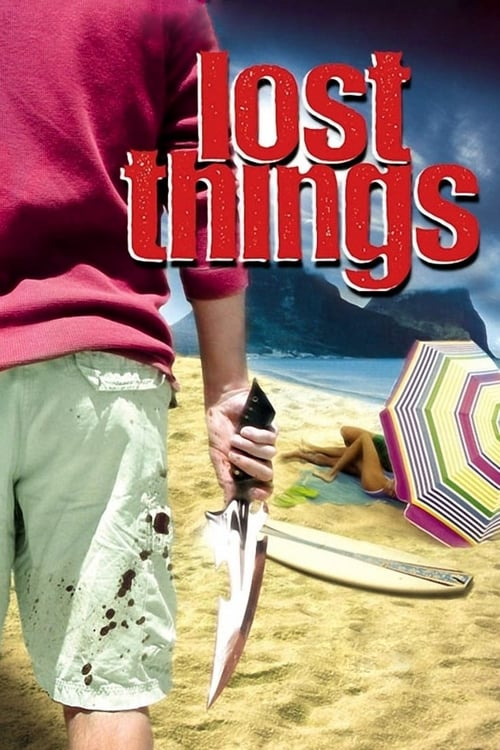 Lost Things - Movie Poster