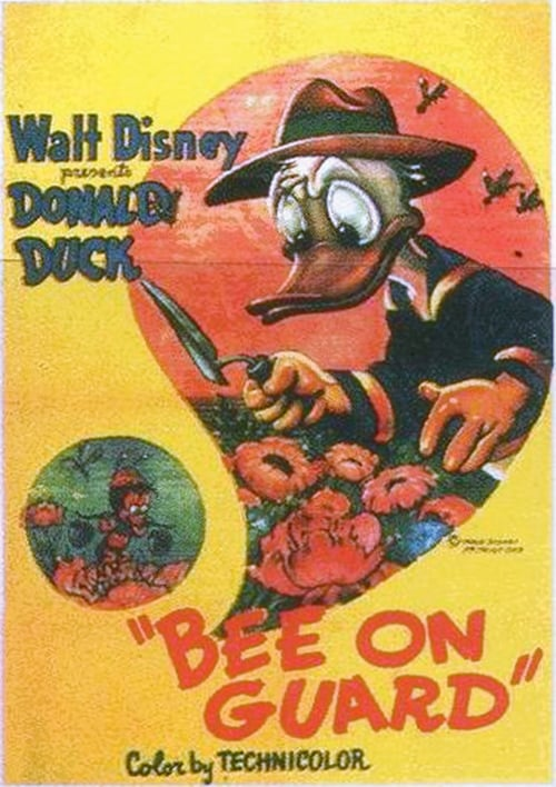 Bee On Guard - Movie Poster