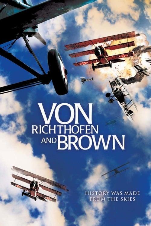 Von Richthofen and Brown - Movie Poster