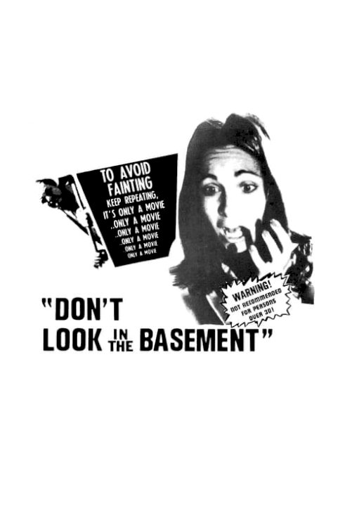 Don't Look in the Basement - Movie Poster