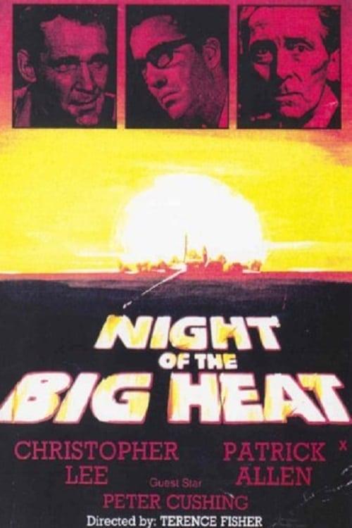 Night of the Big Heat - Movie Poster