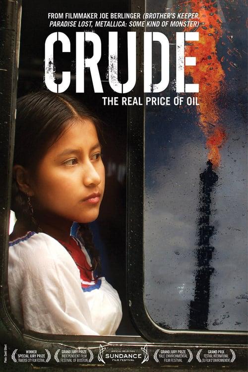 Crude - Movie Poster