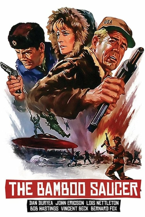 The Bamboo Saucer - Movie Poster