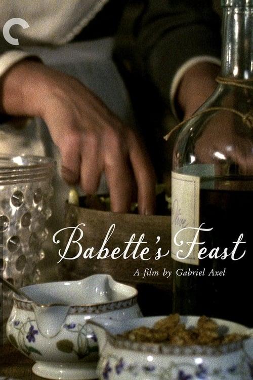 Babette's Feast - Movie Poster