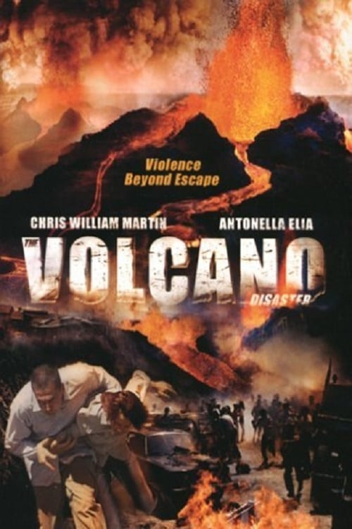 Nature Unleashed: Volcano - Movie Poster