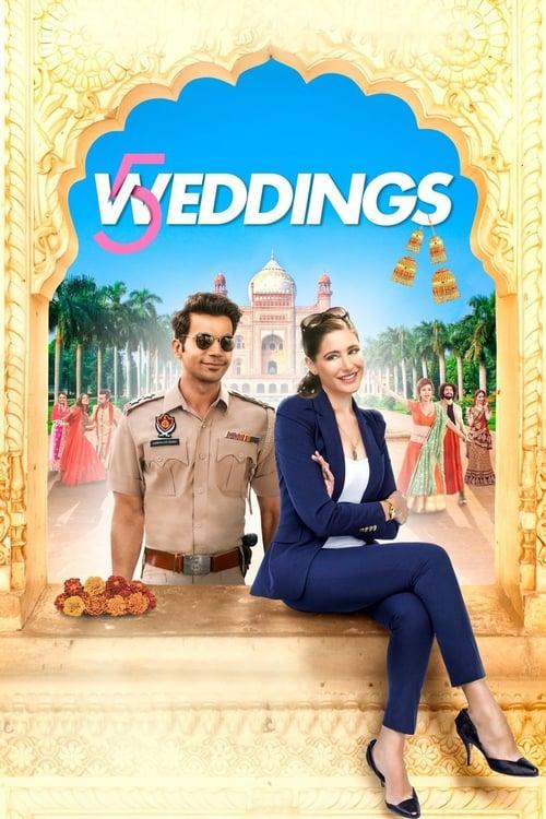 5 Weddings - Movie Poster