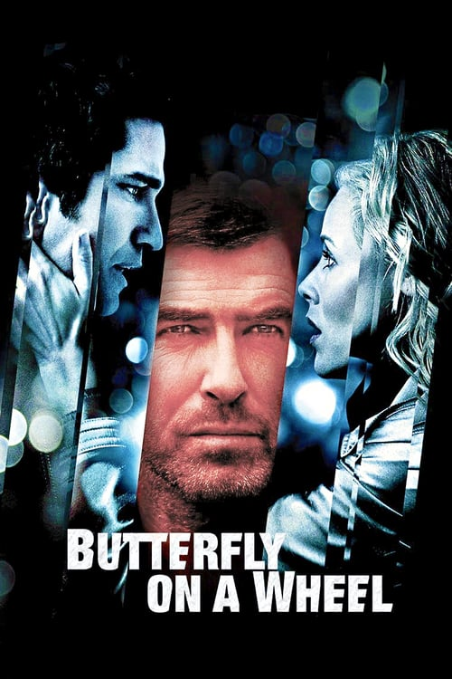 Butterfly on a Wheel - Movie Poster