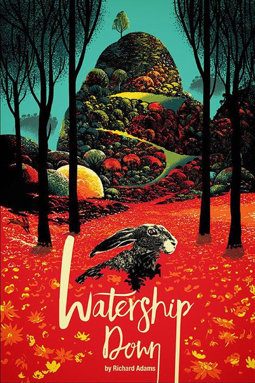 Watership Down - Movie Poster