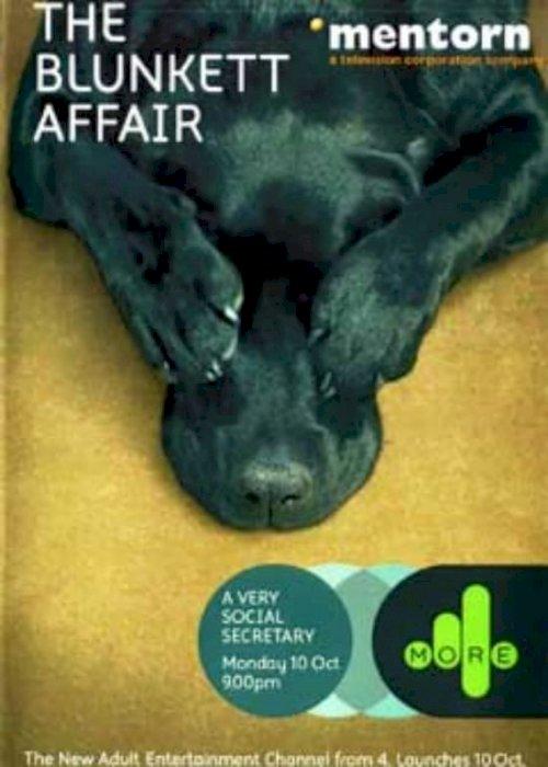 A Very Social Secretary - Movie Poster