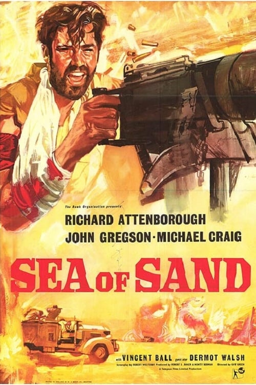 Sea of Sand - Movie Poster