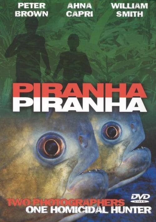 Piranha, Piranha - Movie Poster