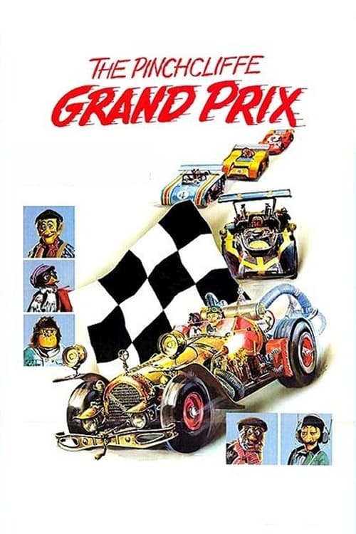 The Pinchcliffe Grand Prix - Movie Poster