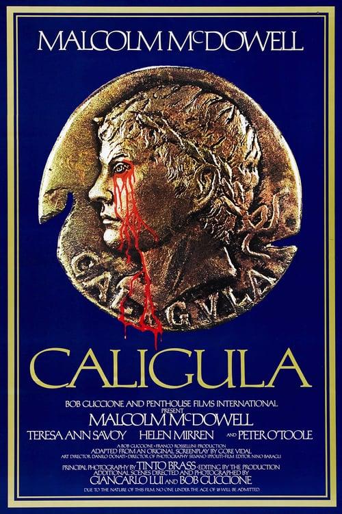 Caligula - Movie Poster