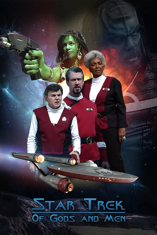 Star Trek: Of Gods And Men - Movie Poster