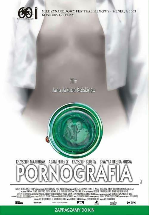 Pornography - Movie Poster