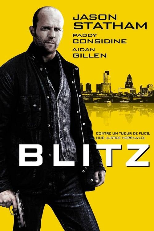 Blitz - Movie Poster