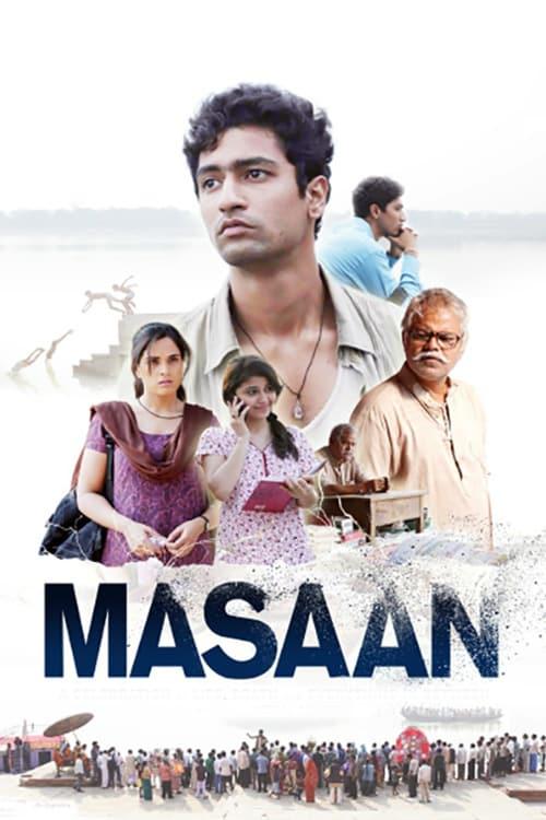 Masaan - Movie Poster