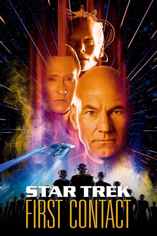 Star Trek: First Contact - Movie Poster