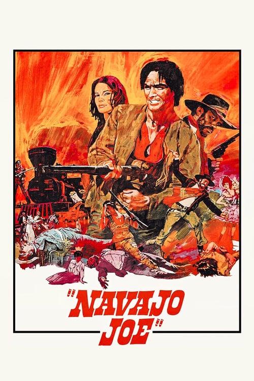Navajo Joe - Movie Poster