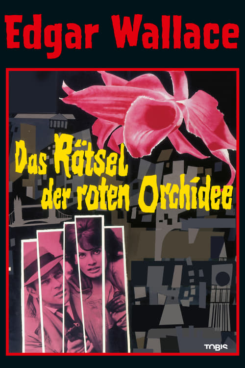 The Puzzle of the Red Orchid - Movie Poster