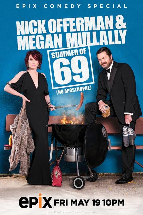 Nick Offerman & Megan Mullally - Summer of 69: No Apostrophe - Movie Poster