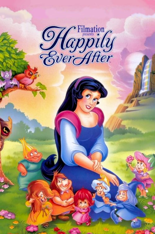 Happily Ever After - Movie Poster