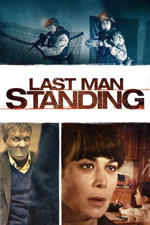 Last Man Standing - Movie Poster