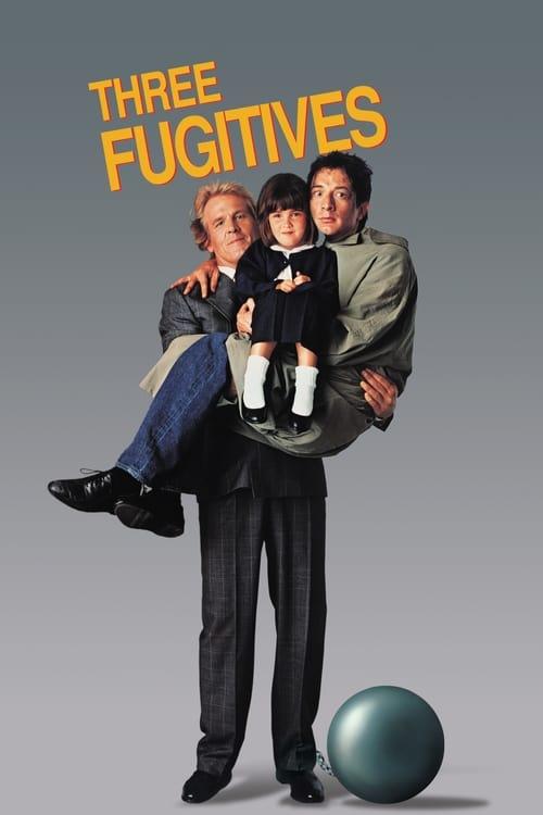 Three Fugitives - Movie Poster