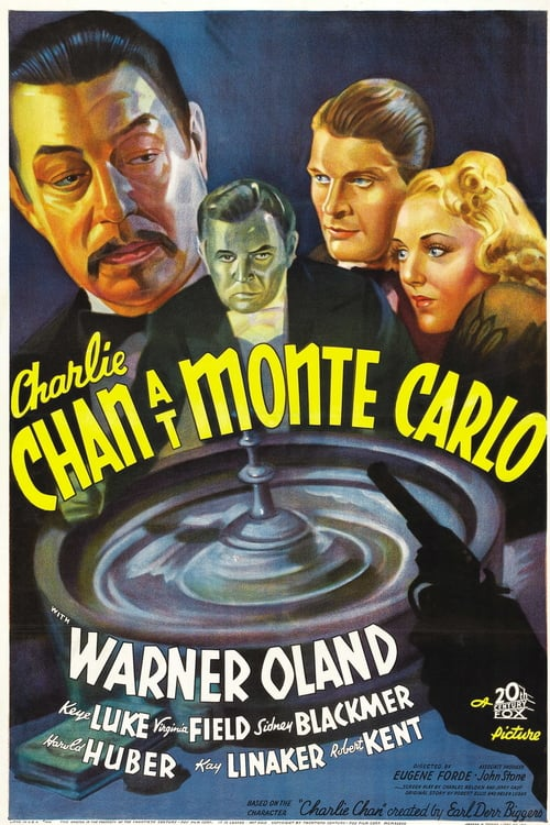 Charlie Chan at Monte Carlo - Movie Poster