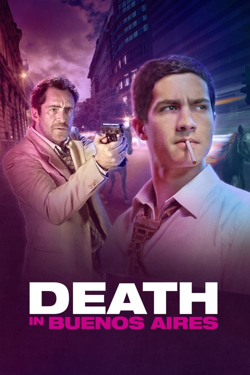 Death in Buenos Aires - Movie Poster