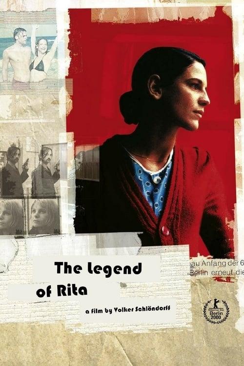 The Legend of Rita - Movie Poster