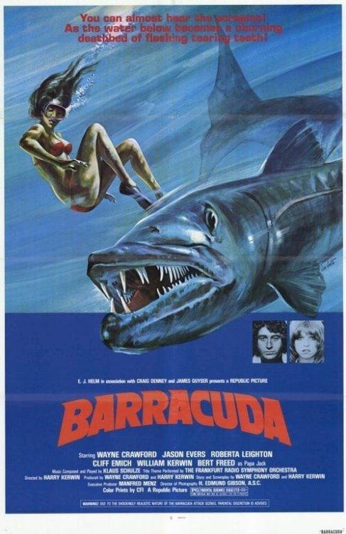Barracuda - Movie Poster