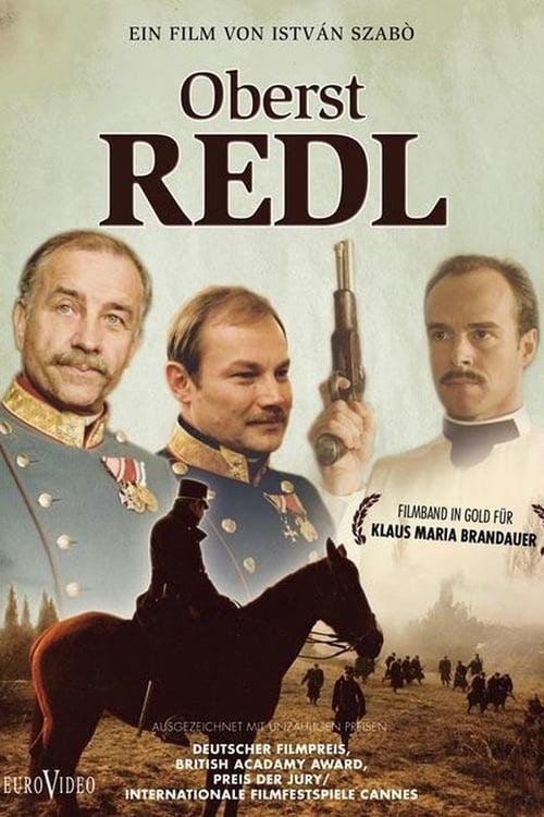 Colonel Redl - Movie Poster