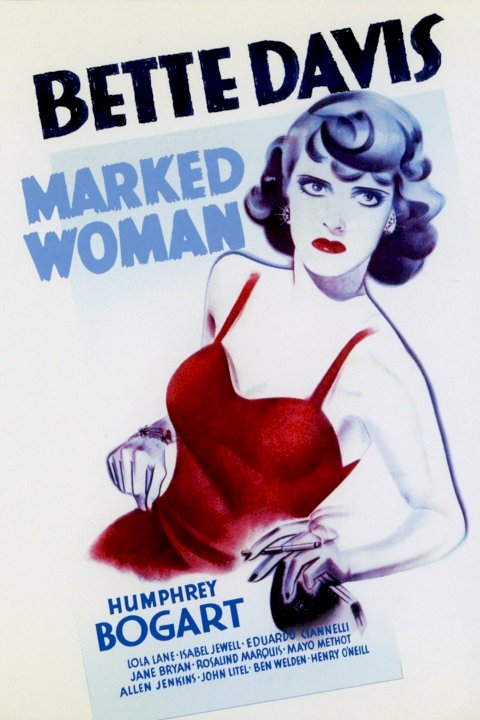 Marked Woman - Movie Poster