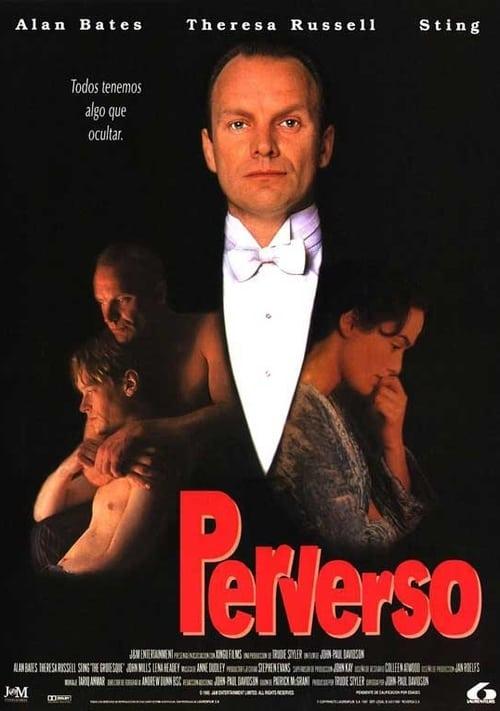 The Grotesque - Movie Poster