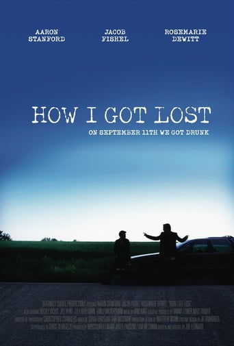 How I Got Lost - Movie Poster