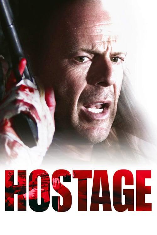 Hostage - Movie Poster