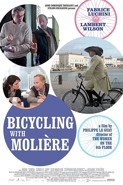 Cycling with Molière - Movie Poster