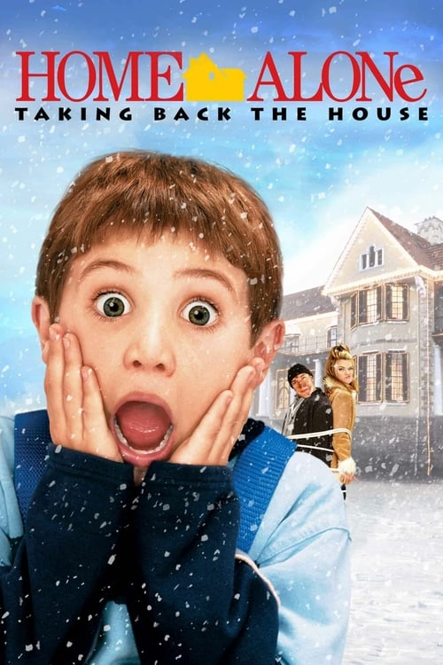 Home Alone 4 - Movie Poster