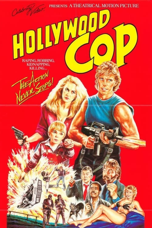 Hollywood Cop - Movie Poster
