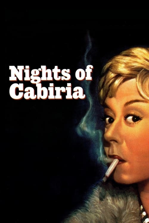 Nights of Cabiria - Movie Poster