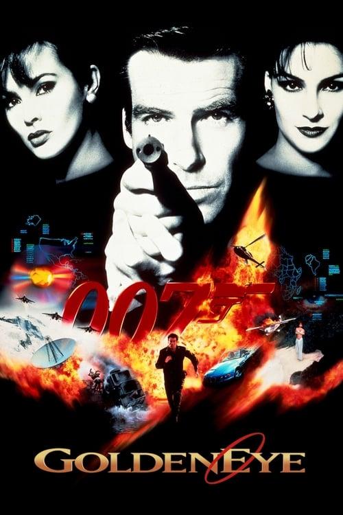 GoldenEye - Movie Poster