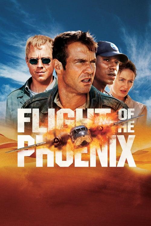 Flight of the Phoenix - Movie Poster