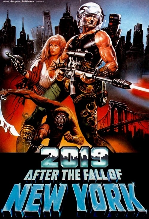 2019: After the Fall of New York - Movie Poster
